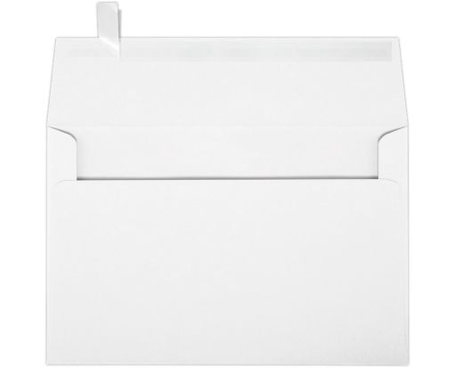 A9 Invitation Envelopes (5 3/4 x 8 3/4) Bright White - 100% Cotton