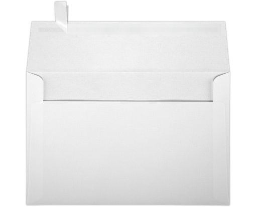 A9 Invitation Envelopes (5 3/4 x 8 3/4) White Canvas