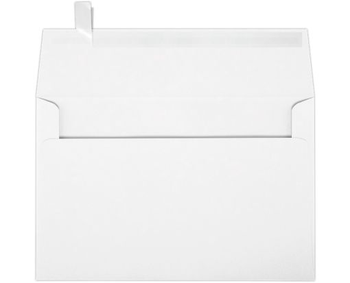 A9 Invitation Envelopes (5 3/4 x 8 3/4) White - 100% Recycled