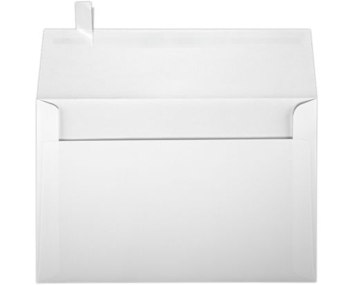 A9 Invitation Envelopes (5 3/4 x 8 3/4) White Pique