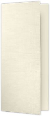 4 x 9 Pocket Folders Natural Linen