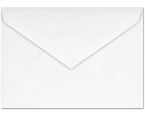 4 BAR Envelopes (3 5/8 x 5 1/8) 28lb. Bright White