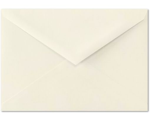 4 BAR Envelopes (3 5/8 x 5 1/8) Natural Linen
