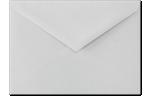 4 BAR Envelopes 100% Cotton - Gray