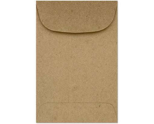 #4 Coin Envelopes (3 x 4 1/2) - Grocery Bag 70lb. Grocery Bag