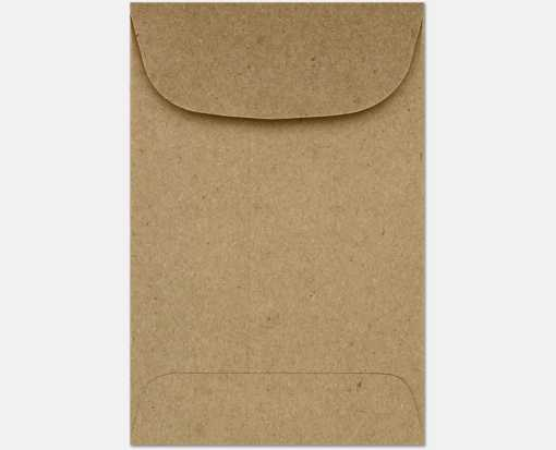 #4 Coin Envelopes (3 x 4 1/2) - Grocery Bag Grocery Bag
