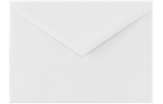 5 1/2 BAR Envelopes 100% Cotton - Brilliant White