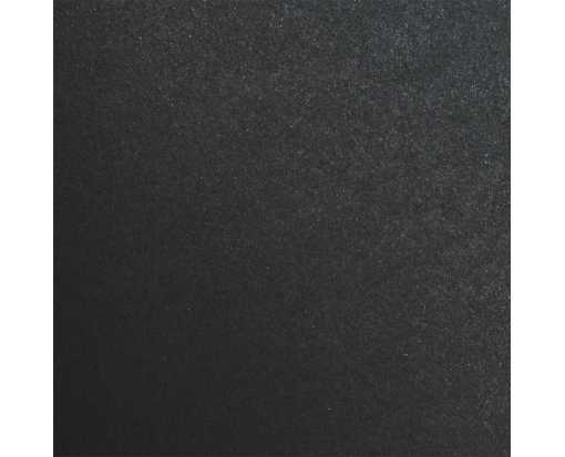 5 1/4 x 5 1/4 Square Flat Card Anthracite Metallic