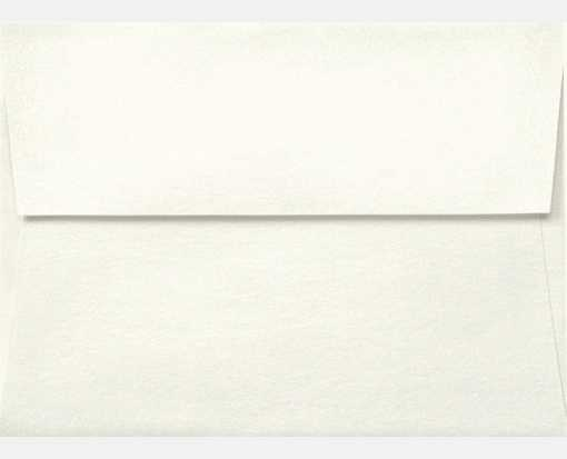 A1 Invitation Envelopes (3 5/8 x 5 1/8) Quartz Metallic