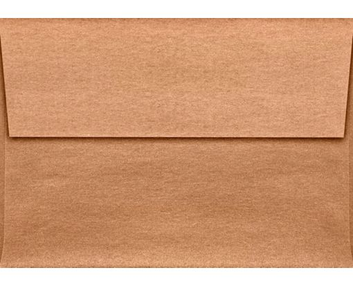 A1 Invitation Envelopes (3 5/8 x 5 1/8) Copper Metallic