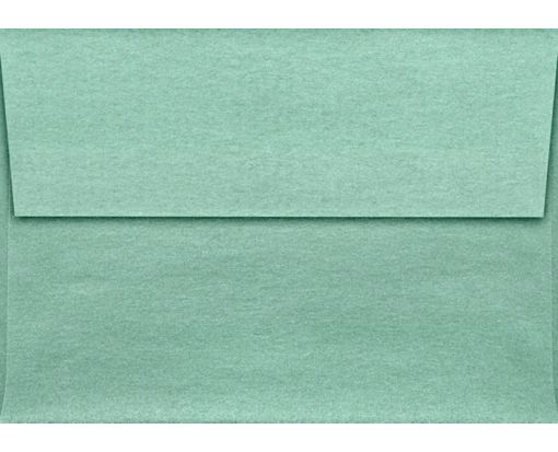 A1 Invitation Envelopes (3 5/8 x 5 1/8) Emerald Metallic