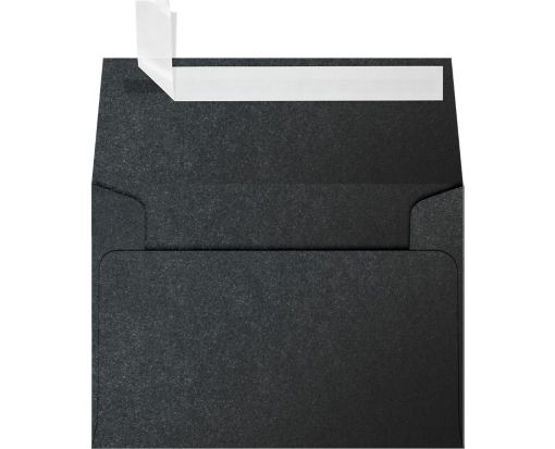 A1 Invitation Envelopes (3 5/8 x 5 1/8) Anthracite Metallic