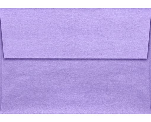 A1 Invitation Envelopes (3 5/8 x 5 1/8) Amethyst Metallic