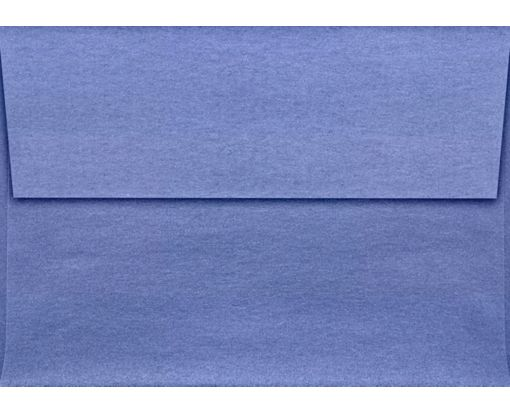 A1 Invitation Envelopes (3 5/8 x 5 1/8) Sapphire Metallic
