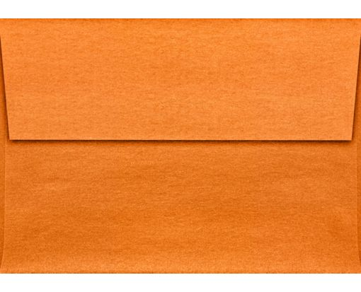 A1 Invitation Envelopes (3 5/8 x 5 1/8) Flame Metallic