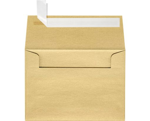 A1 Invitation Envelopes (3 5/8 x 5 1/8) Blonde Metallic