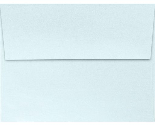 A2 Invitation Envelopes (4 3/8 x 5 3/4) Aquamarine Metallic