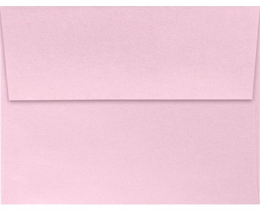 A2 Invitation Envelopes (4 3/8 x 5 3/4) Rose Quartz Metallic