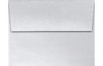 A2 Invitation Envelopes Silver Metallic