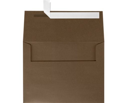 A6 Invitation Envelopes (4 3/4 x 6 1/2) Bronze Metallic