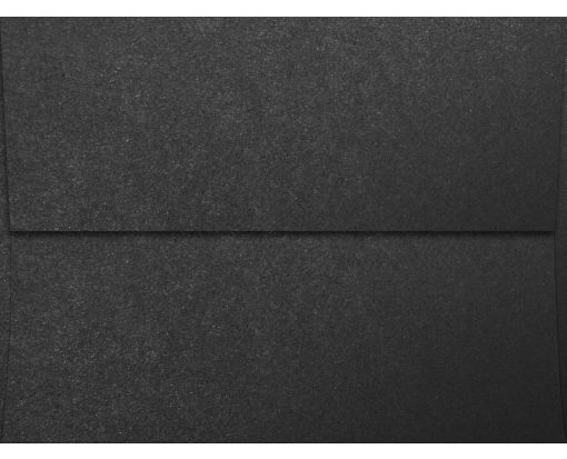 A6 Invitation Envelopes (4 3/4 x 6 1/2) Anthracite Metallic