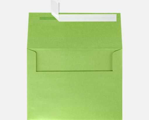 A6 Invitation Envelopes (4 3/4 x 6 1/2) Fairway Metallic