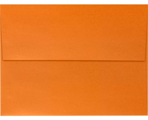 A6 Invitation Envelopes (4 3/4 x 6 1/2) Flame Metallic
