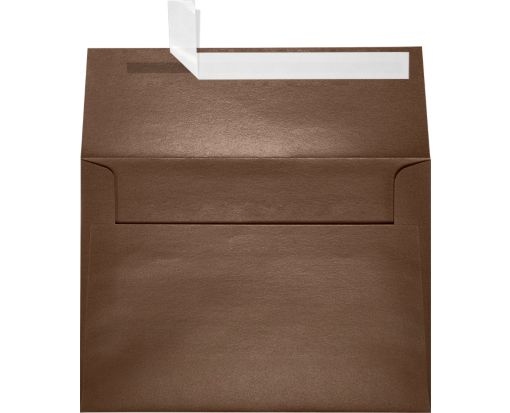 A7 Invitation Envelopes (5 1/4 x 7 1/4) Bronze Metallic