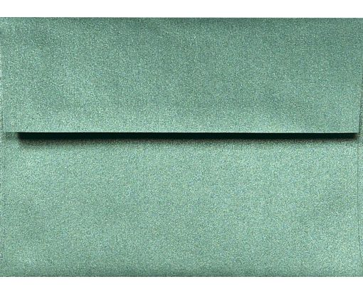 A7 Invitation Envelopes (5 1/4 x 7 1/4) Emerald Metallic