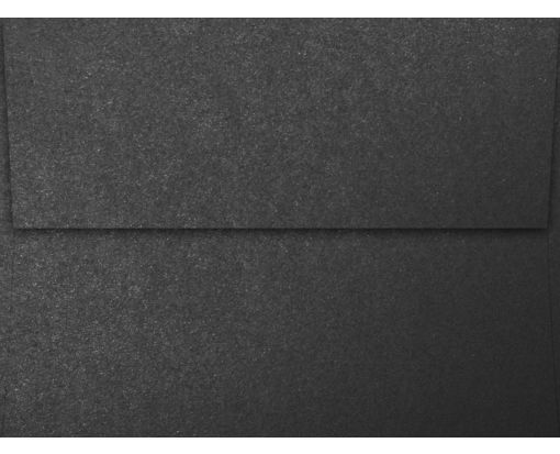 A7 Invitation Envelopes (5 1/4 x 7 1/4) Anthracite Metallic