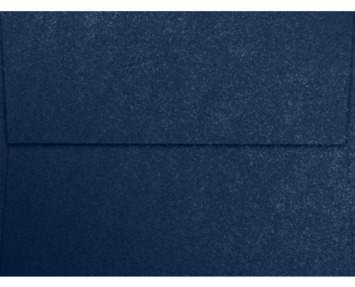 A7 Invitation Envelopes (5 1/4 x 7 1/4) Lapis Metallic - Stardream®