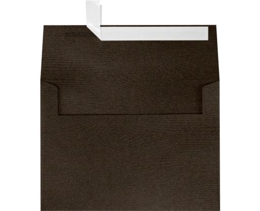A7 Invitation Envelopes (5 1/4 x 7 1/4) Teak Woodgrain