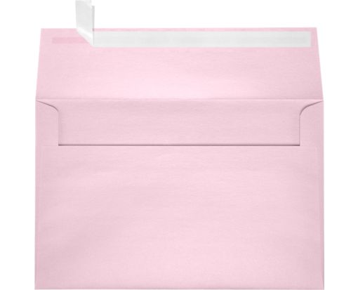 A9 Invitation Envelopes (5 3/4 x 8 3/4) Rose Quartz Metallic