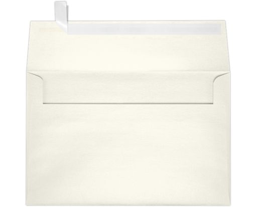 A9 Invitation Envelopes (5 3/4 x 8 3/4) Quartz Metallic