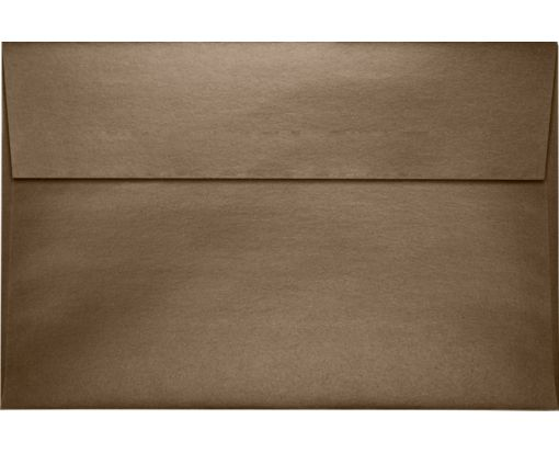 A9 Invitation Envelopes (5 3/4 x 8 3/4) Bronze Metallic