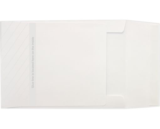 5 x 5 Postage Saver (7 1/4 x 5 1/4) 70lb. Bright White