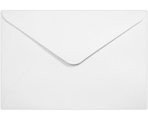 #56 Mini Envelope (3 x 4 1/2) 70lb. White