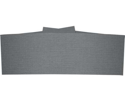 5 x 2 Belly Bands Sterling Gray Linen