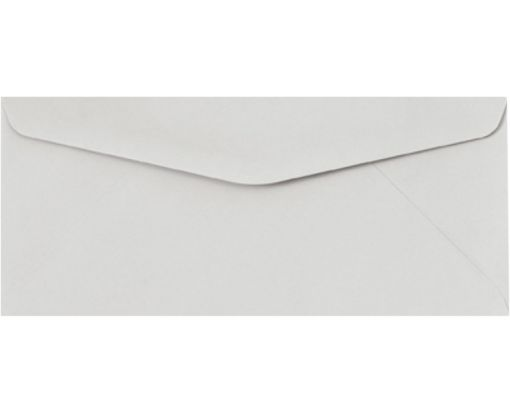 #10 Regular Envelopes (4 1/8 x 9 1/2) Pastel Gray