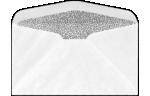 #6 3/4 Regular Envelopes White w/Security Tint