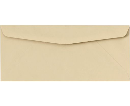 #10 Regular Envelopes (4 1/8 x 9 1/2) Tan