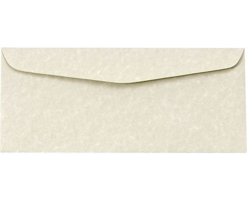 #10 Regular Envelopes (4 1/8 x 9 1/2) Cream Parchment