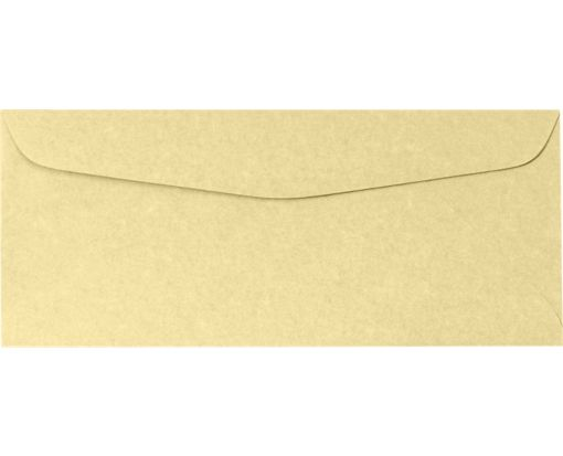 #10 Regular Envelopes (4 1/8 x 9 1/2) Gold Parchment