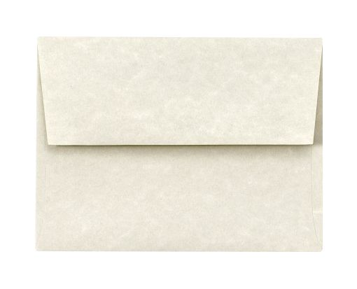 A1 Invitation Envelopes (3 5/8 x 5 1/8) Cream Parchment