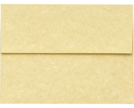 A1 Invitation Envelopes (3 5/8 x 5 1/8) Gold Parchment