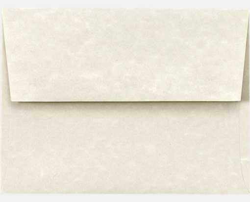 A2 Invitation Envelopes (4 3/8 x 5 3/4) Cream Parchment