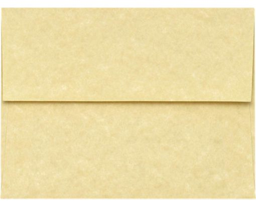 A2 Invitation Envelopes (4 3/8 x 5 3/4) Gold Parchment