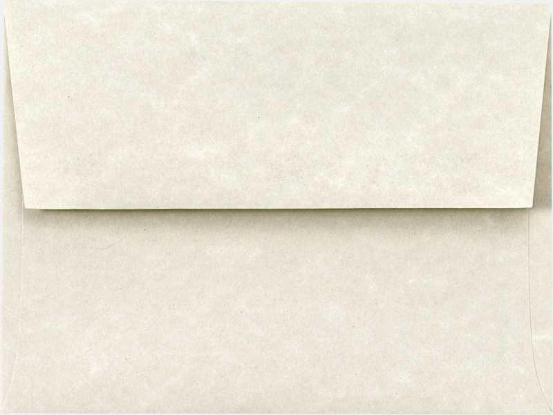 cream parchment natural a6 envelopes square flap 4 3 4 x 6 1 2