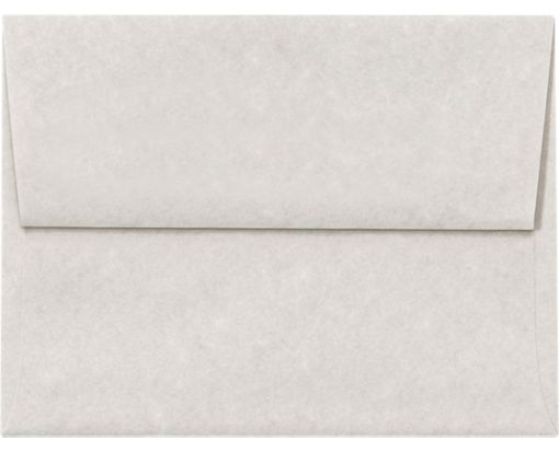 A6 Invitation Envelopes (4 3/4 x 6 1/2) Gray Parchment