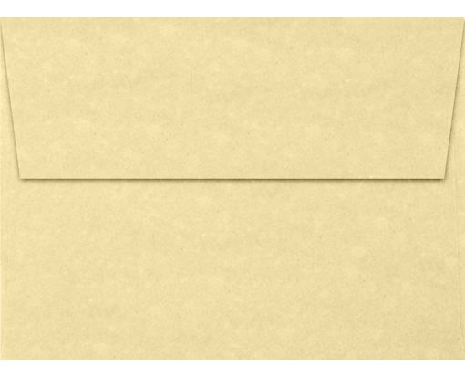 A7 Invitation Envelopes (5 1/4 x 7 1/4) Gold Parchment